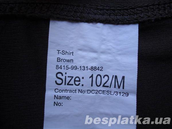 Фото 4 - Футболка T-Shirt Combat brown (102)