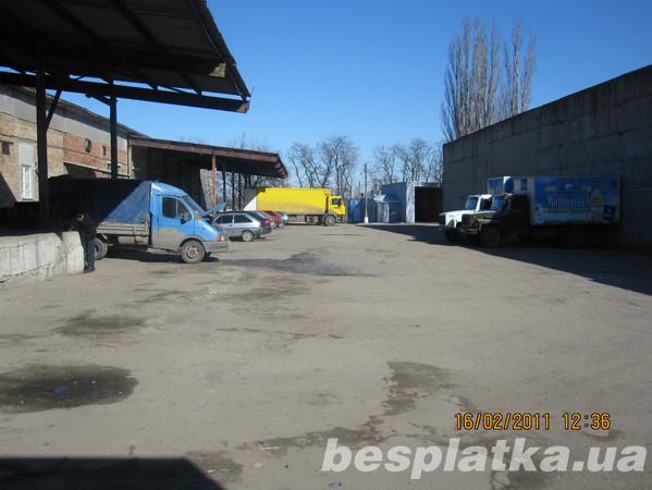 Сдам/продам  Действующую  Базу S ~ 6300м.кв в г. Мелитополь