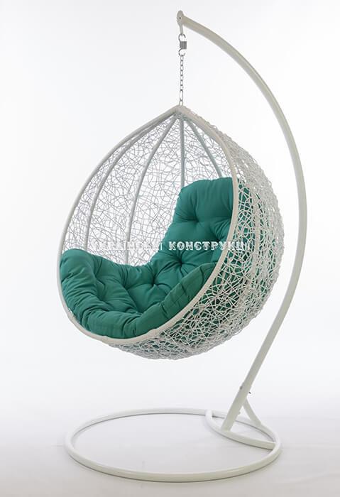 Фото - Купить садовые качели, подвесное кресло кокон в Харькове