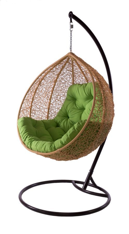 Фото 8 - Купить садовые качели, подвесное кресло кокон в Львове