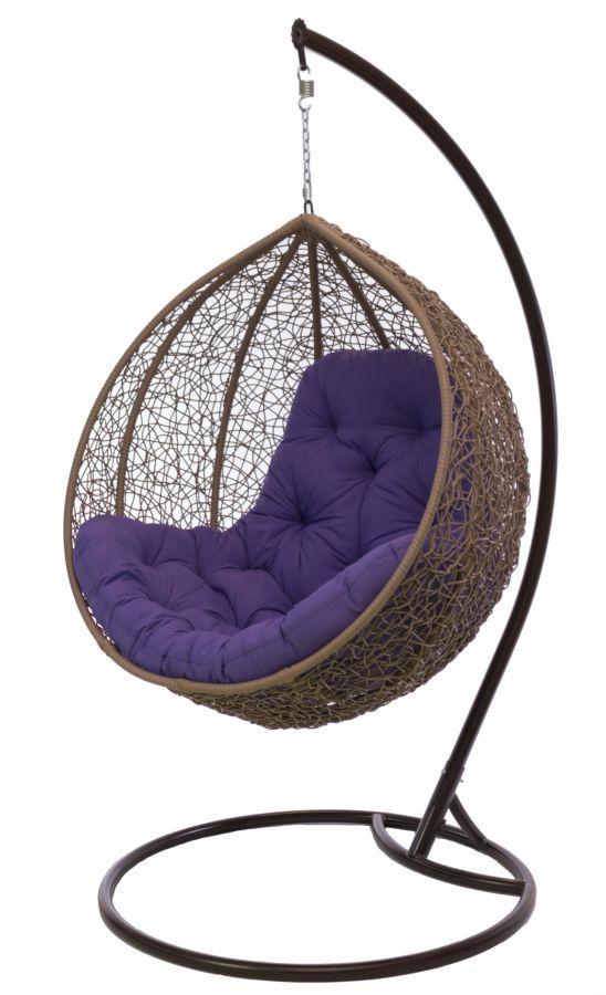 Фото 7 - Купить садовые качели, подвесное кресло кокон в Львове
