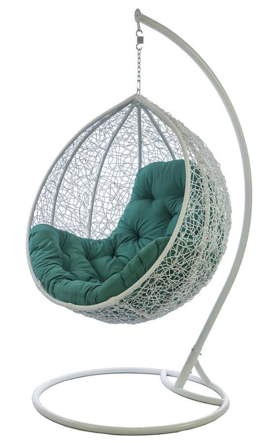 Фото 3 - Купить садовые качели, подвесное кресло кокон в Львове