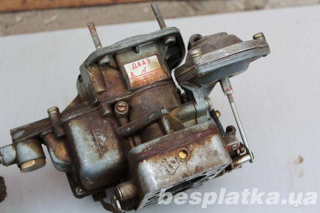 Б/у карбюратор для легкового авто ВАЗ 2107