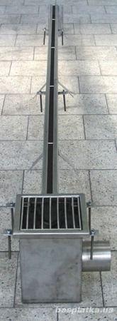 Фото 4 - Система дренажа (канализационные трапы и каналы)