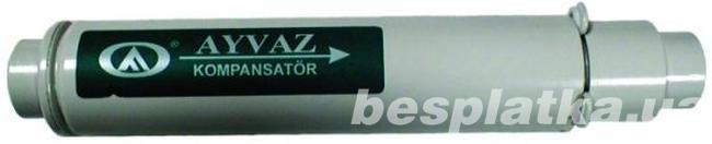 Компенсатор аксиальный ayvaz (DN25)