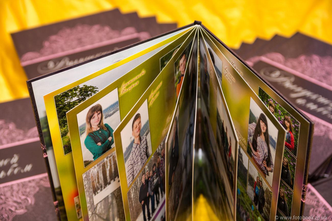 Фото 10 - Выпускные фотокниги, виньетки, альбомы