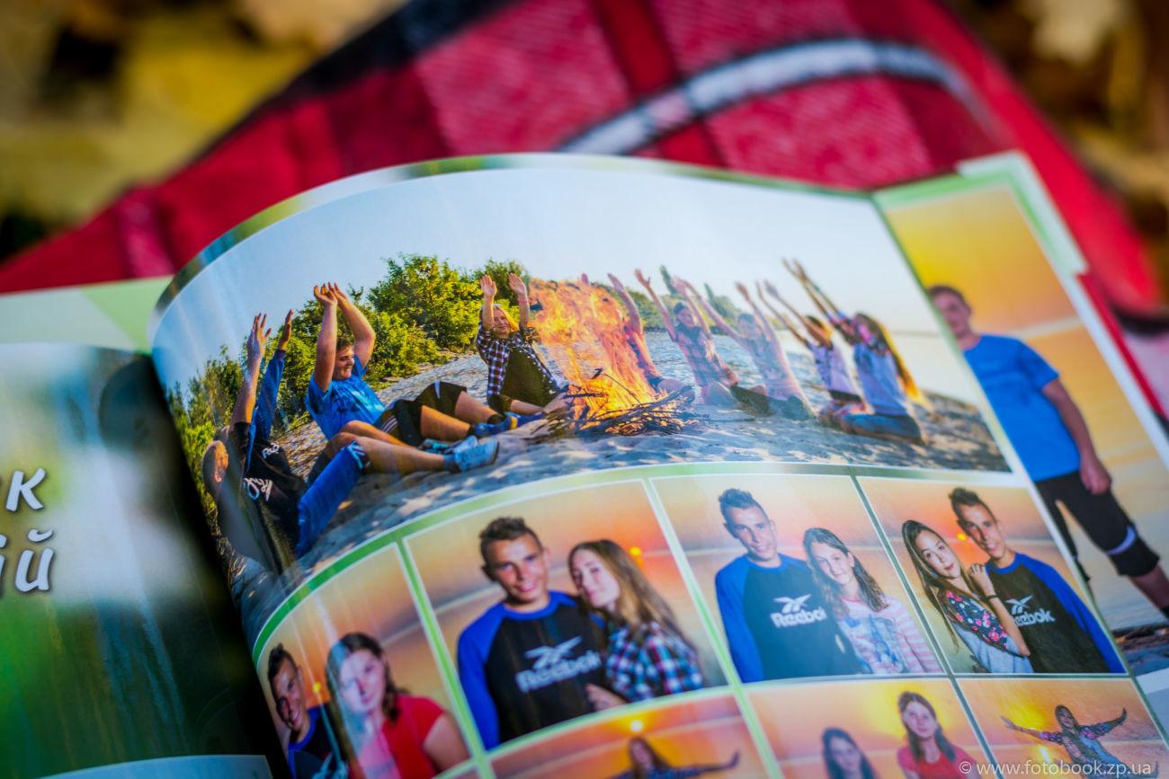 Фото 4 - Выпускные фотокниги, виньетки, альбомы