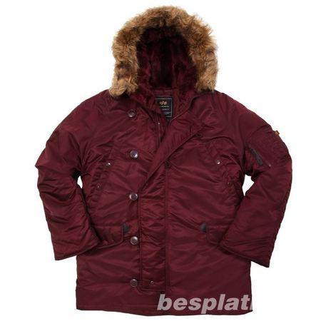 3aa281966c2 Зимние куртки ВВС США -N-3B Parka