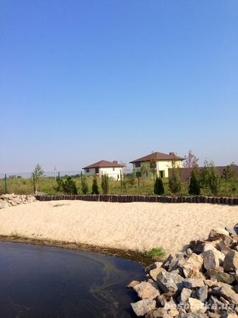 Продам дом п. Песчанка, свой берег реки, сосновый лес