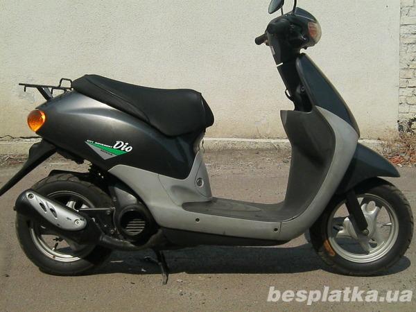 Купить новый скутер Honda Dio AF62/68 FI : мотосалон на ...