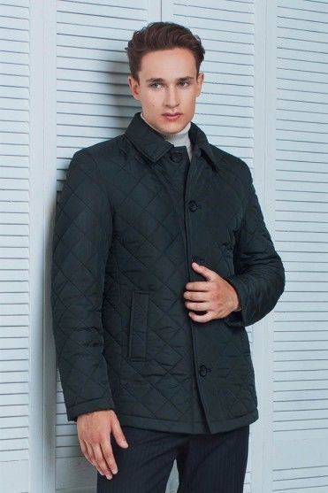 Мужская зимняя куртка Sun's House В-201 (Smart)