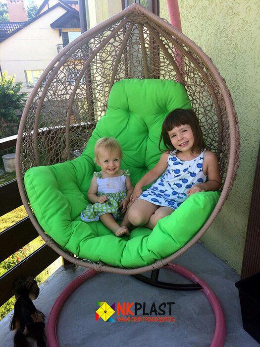 Фото 7 - Подвесное кресло кокон цена