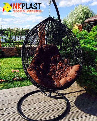 Фото 5 - Подвесное кресло кокон цена