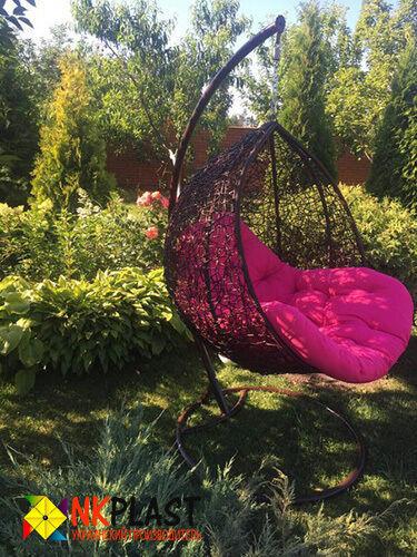 Фото 6 - Подвесное кресло кокон цена