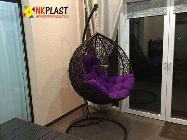 Фото - Подвесное кресло кокон цена