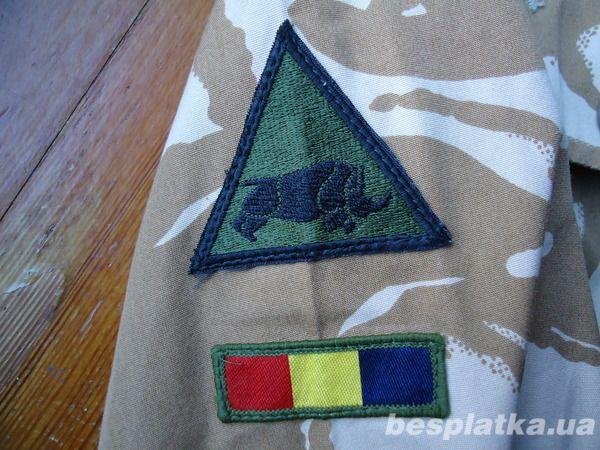 Фото 4 - Куртка милитари smock combat windproof desert  DDPM  (190,104)