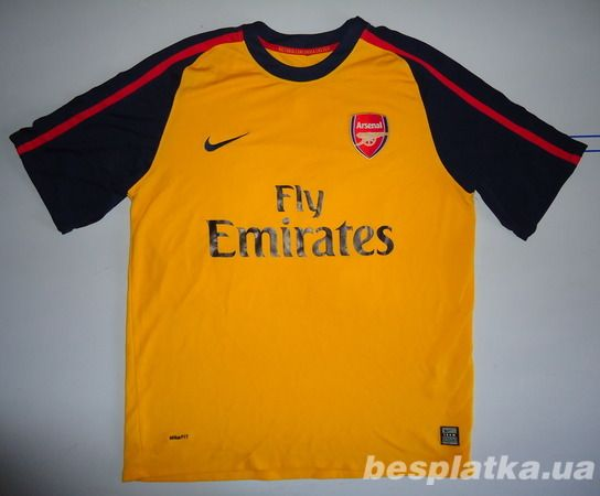 Футболка клубная NIKE ARSENAL Palmer (XL)