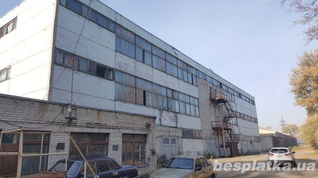 Склад пл.9171м2, ЗУ 2.98 га, рампа, п.Безлюдовка, Харьков.