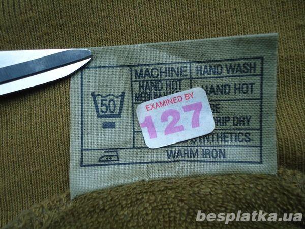 Фото 6 - Термокофта армейская Extreme Cold Weather олива (108)
