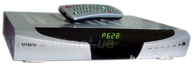 Цифровой спутниковый ресивер OpenBOX CI 7000 PVR