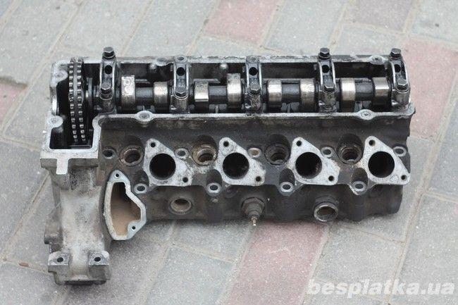 Фото 4 - ГБЦ Головка блока Mercedes Vito 2.3d 2.3td OM601, Sprinter 2.3d 2.3td