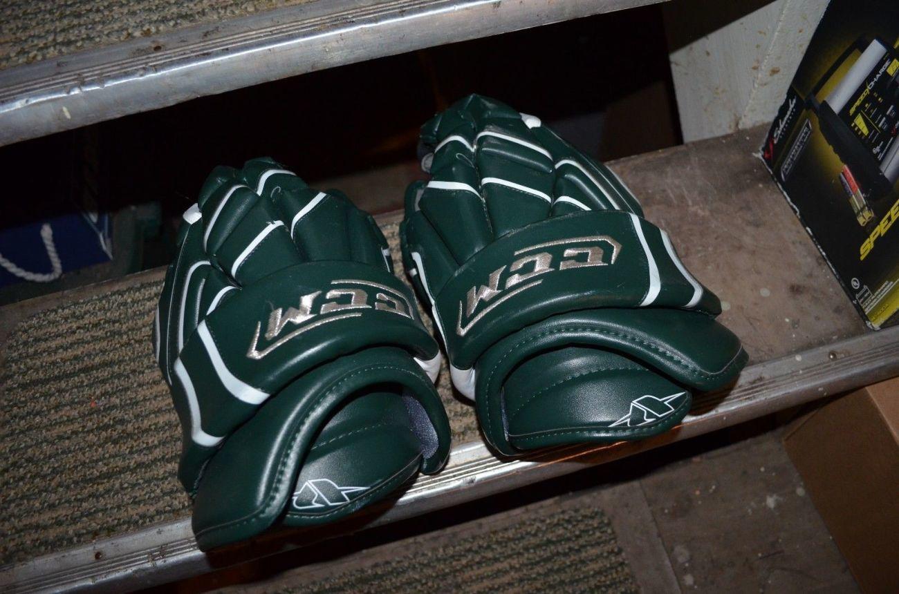 Хоккейные краги ССМ VECTOR размер 14