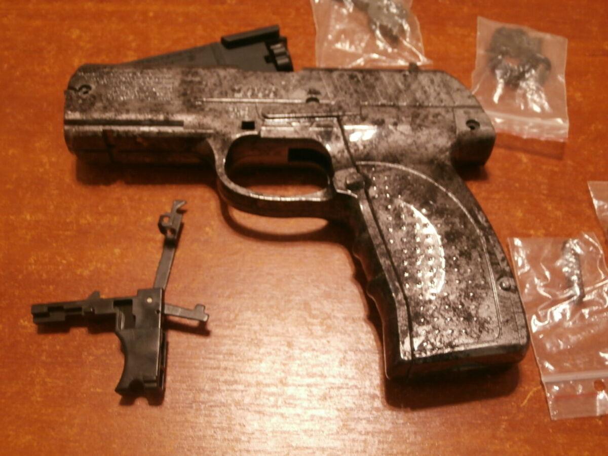 Crosman 1088 пистолет