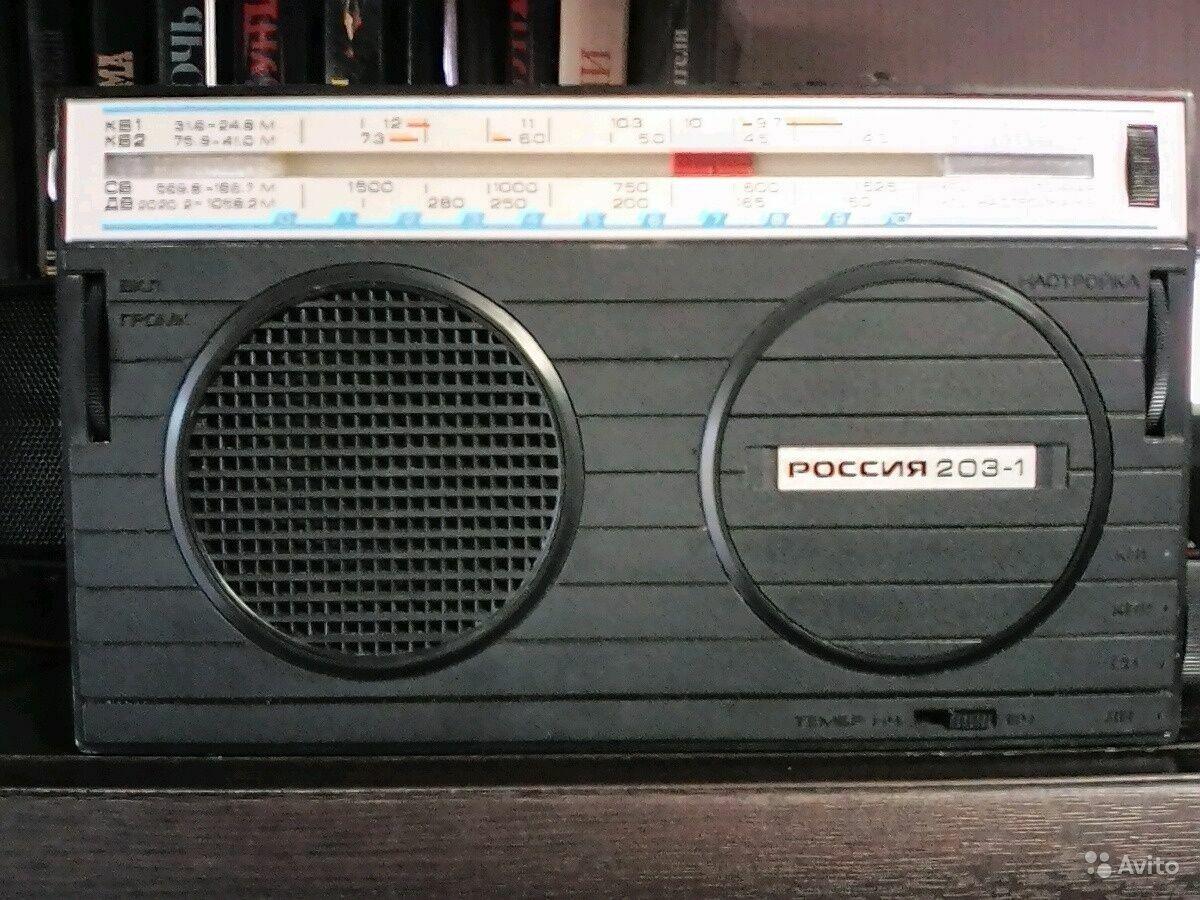 Продам радио прийомник росия 303