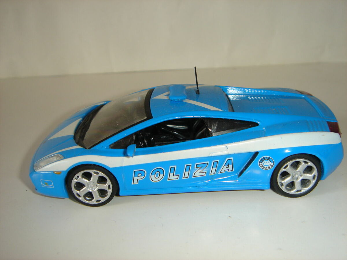 Продам машинку металлическую Lamborghini Gallardo . 1:43