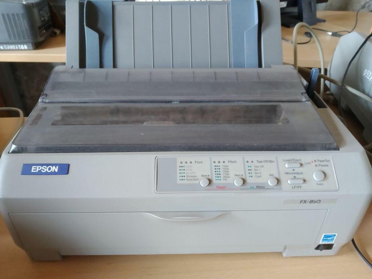 EPSON FX-890 WINDOWS 10 DRIVER
