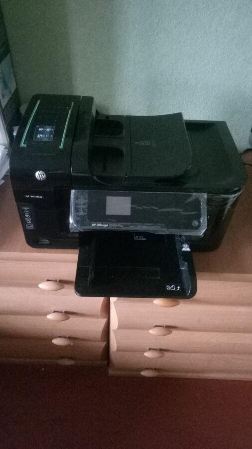 Принтер Hpofice Jet6500aplus надежно