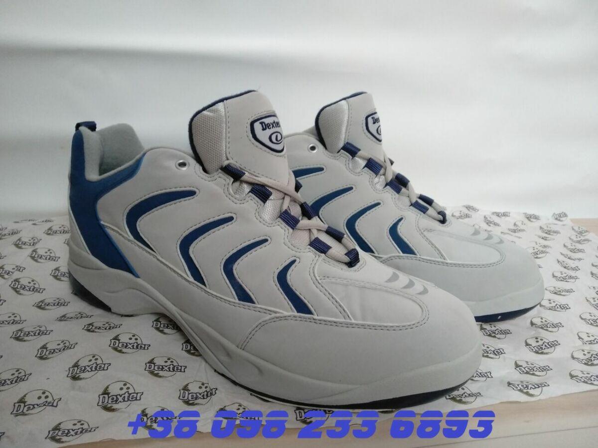 Спортивная мужская обувь Dexter Art Grey #45,5 (30,5см)
