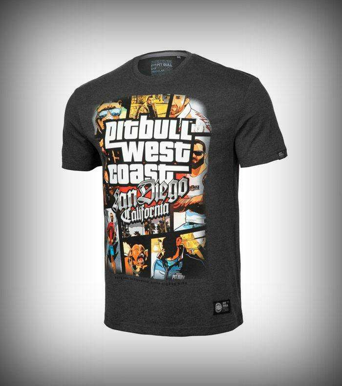 1dc4f539f303a Pit Bull West Coast футболка - Most Wanted оригинальная, брендовая ...