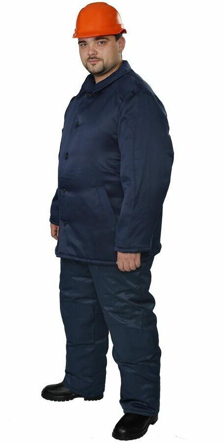 Ватная куртка мужская