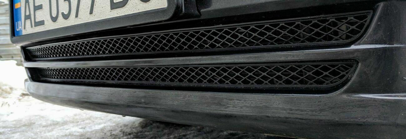Сетка в бампер Chevrolet Lacetti / шевроле лачетти