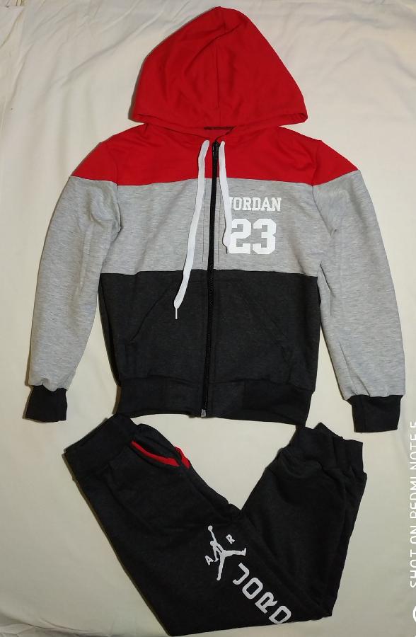 Костюм спортивный для мальчика Jordan р. 32, 34, 36, 38
