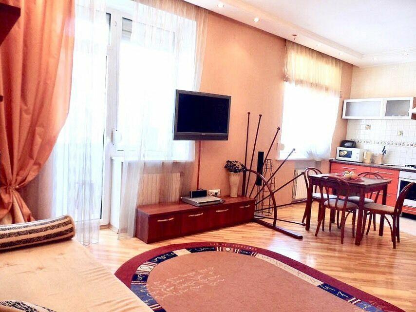 Сдам 1 комнатную дизайнерскую квартиру на ул. Московской 29