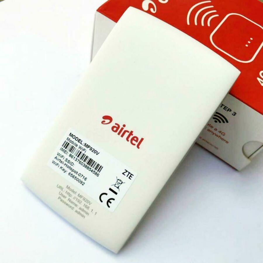 3g/4g Wifi роутер Zte Mf920v