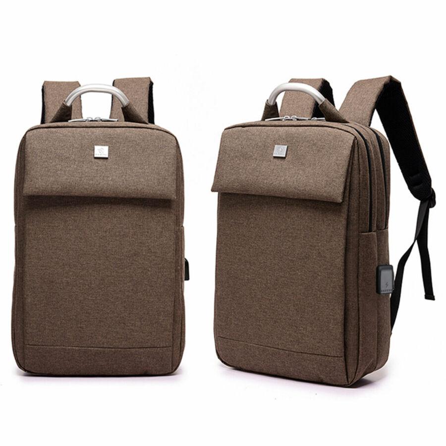 Городской молодежный тканевый рюкзак, сумка  для города унисекс.