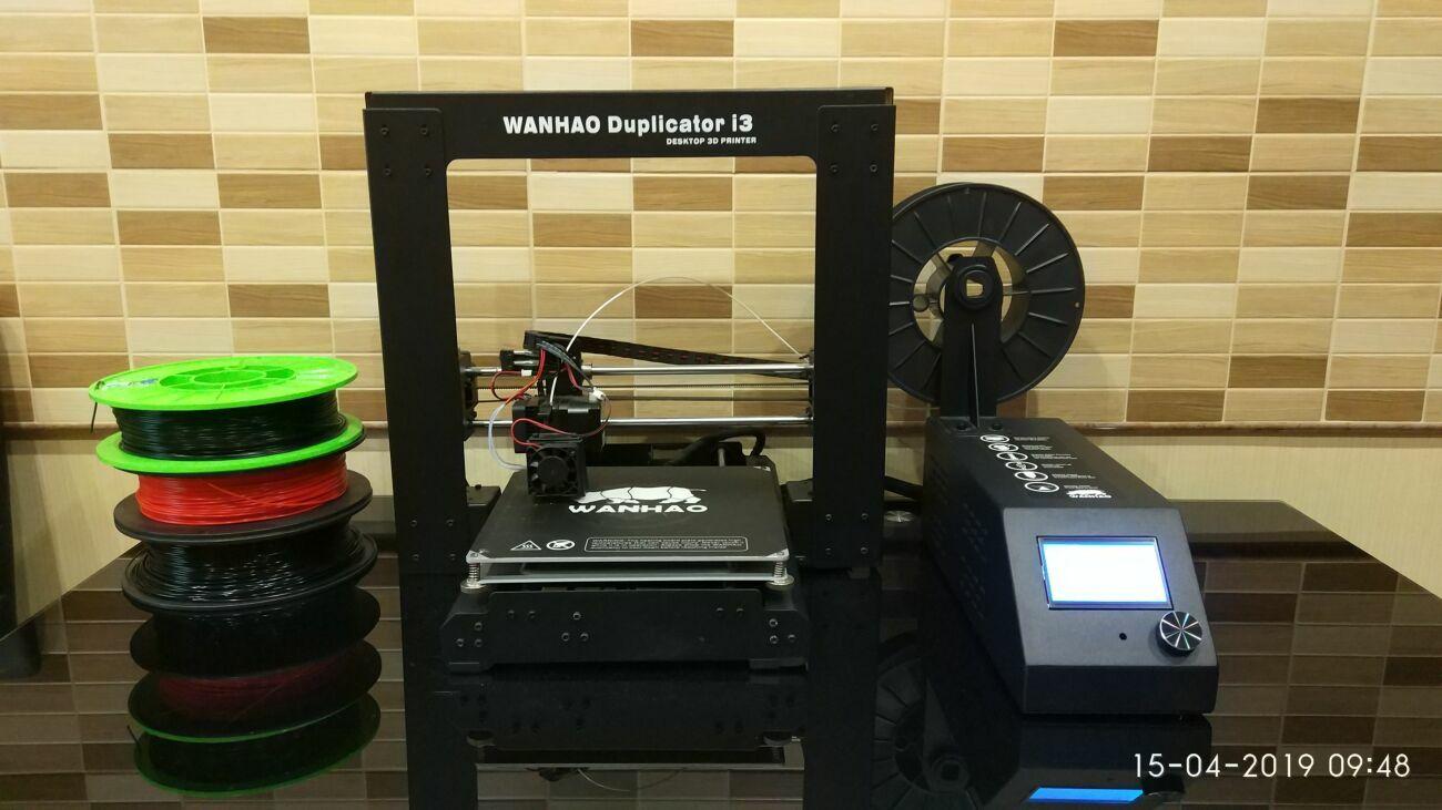 Продам 3d принтер Wanhao Duplicator I3 V2