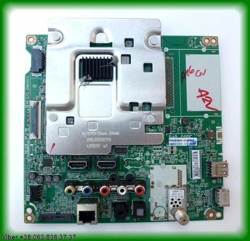Шасси Eax66882503 (1.0), Ebt64235422 новое Lg 65uj6200