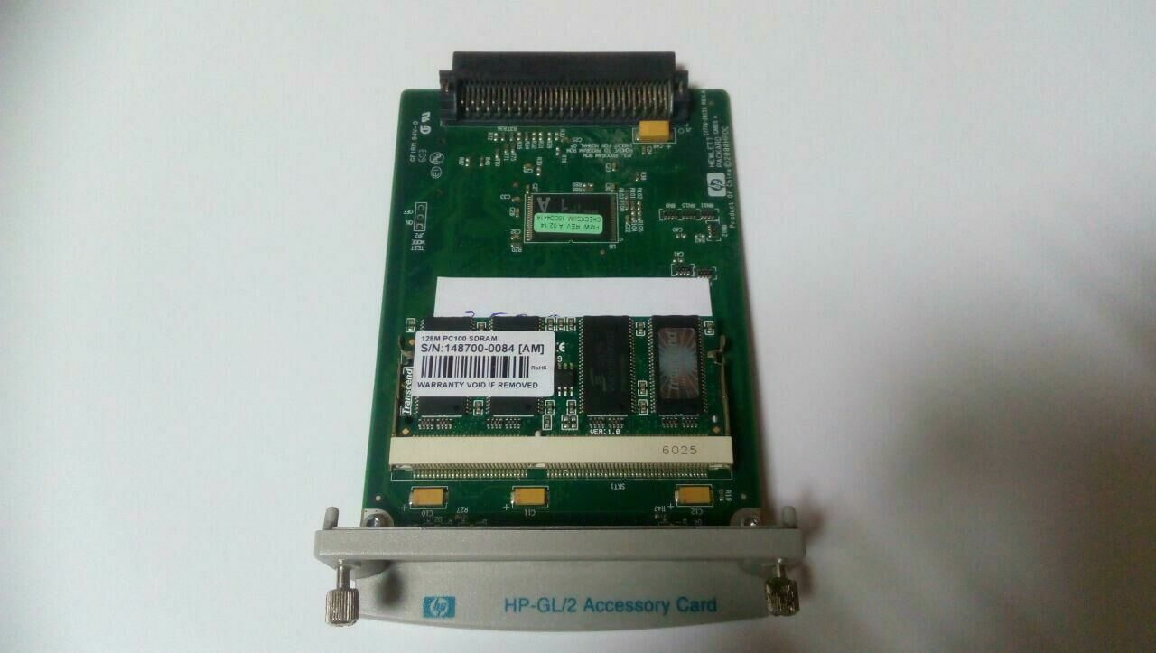 Продам Hp - Gl/2 Accessory Card форматтер Hp 500, Hp 500plus, Hp 800