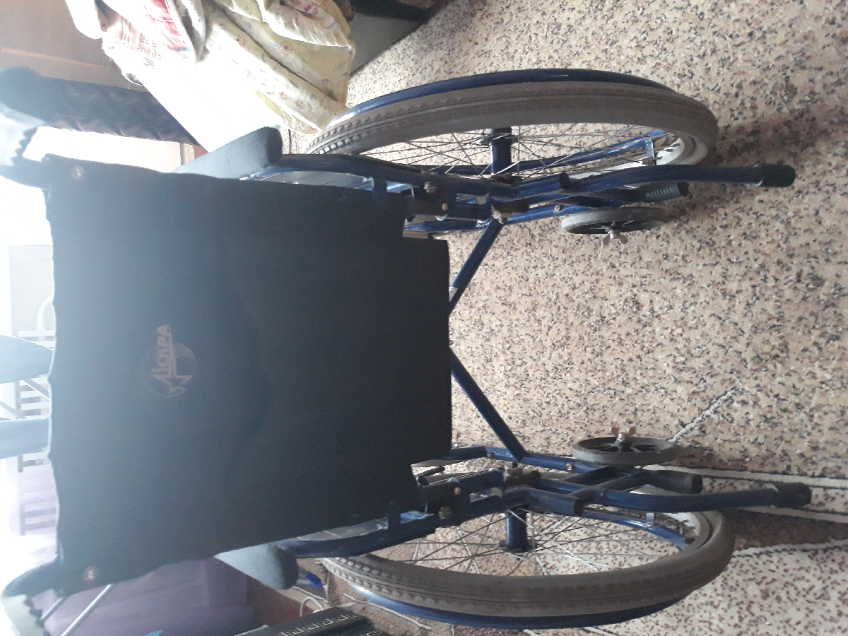 """Кресло-коляска инвалидное """"Искра"""""""