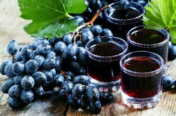 Сок 100 натуральный виноградный с закарпатья