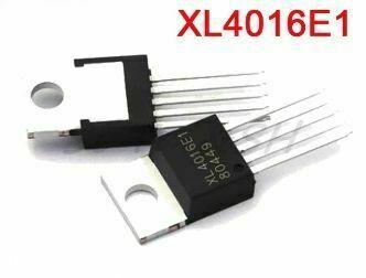 Xl4016e1. Lm2596s-5.0. Lm358. Ne555