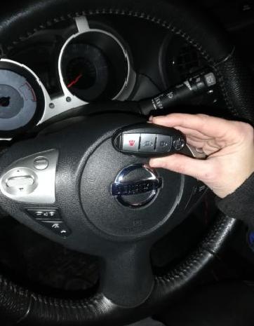 Ключ Nissan. ключ ниссан. программирование ключа