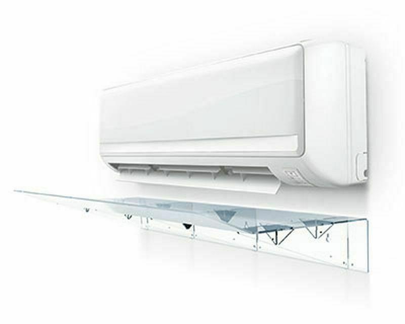 Изготовление экран-дефлекторов для кондиционеров