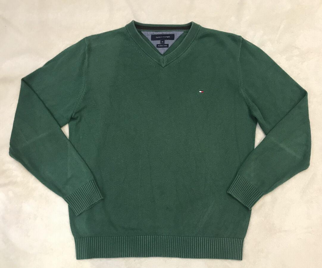63dd63451c6a Пуловер Tommy Hilfiger, оригинал, размер м