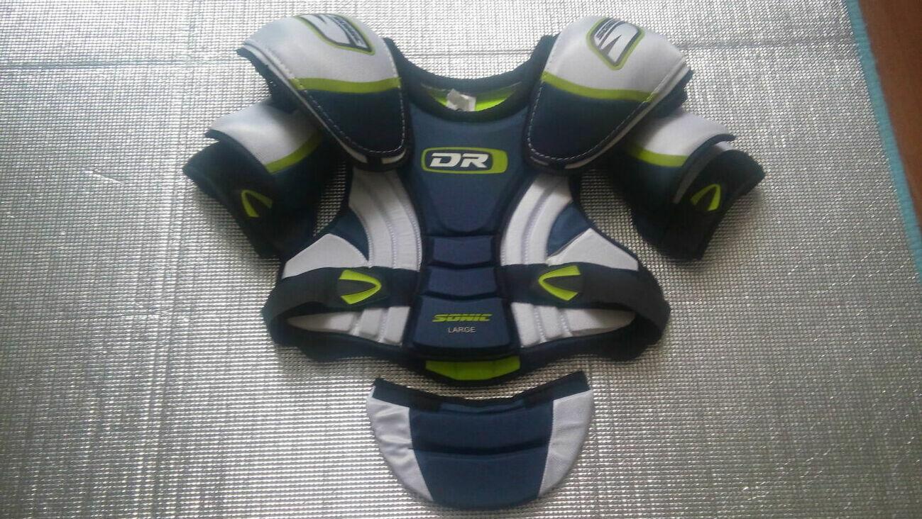DR 813 Hockey Shoulder Pads Junior