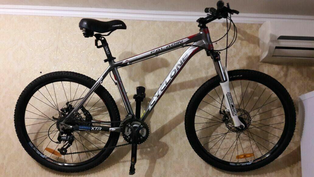 Продам велосипед в идеальном состоянии.куплен в прошлом году.